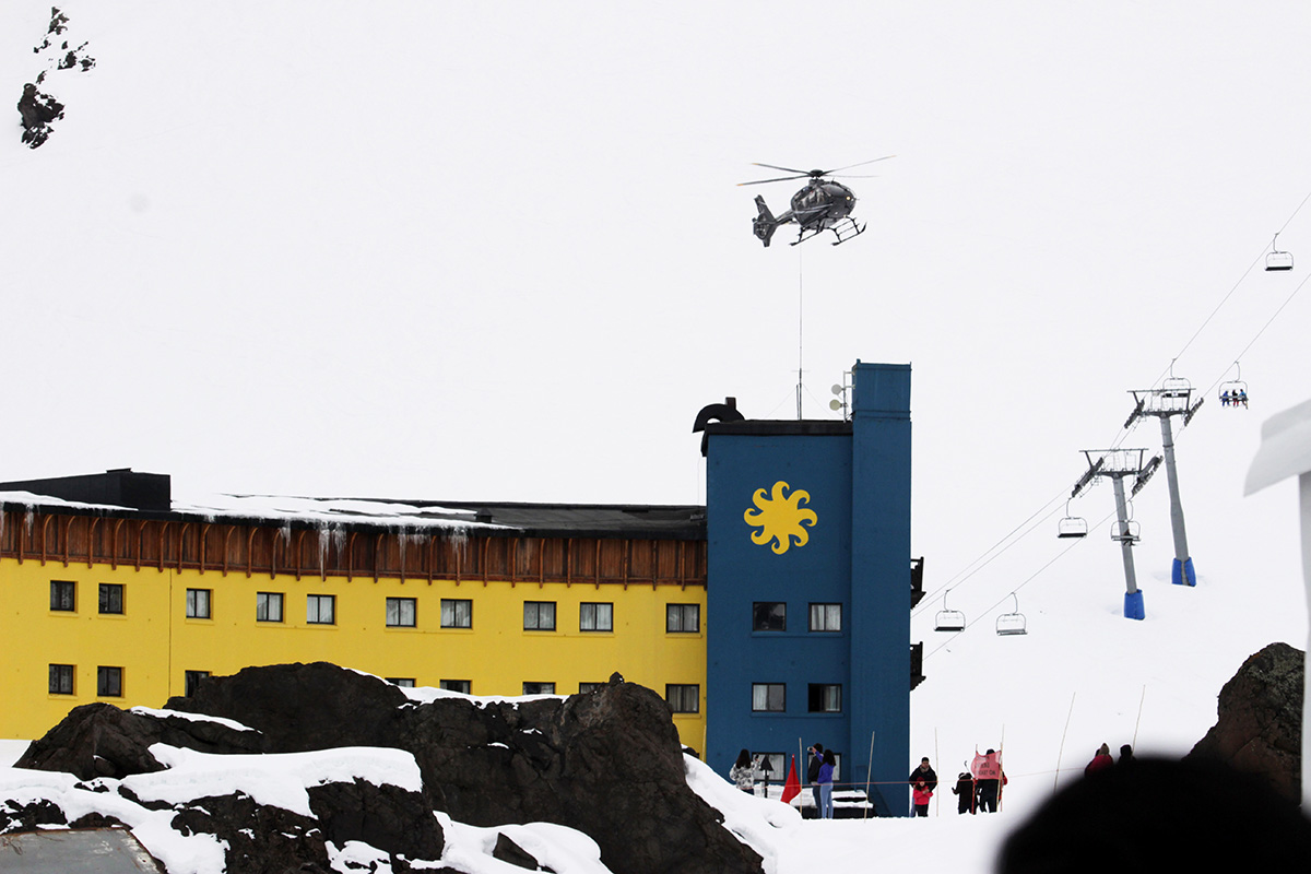 Santiago – Ski Portillo